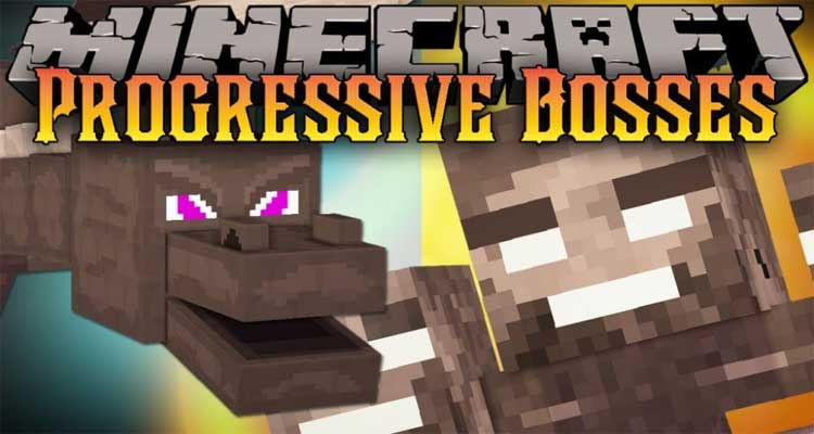 Progressive Bosses