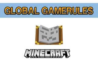 Global GameRules Mod 1.16.4/1.12.2/1.7.10
