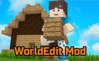 WorldEdit Mod 1.16.3/1.12.2/1.7.10