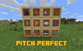 Pitch Perfect Mod 1.15.2