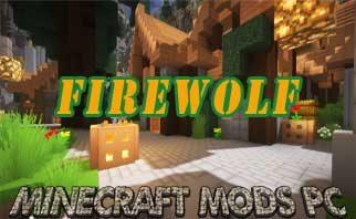 Firewolf HD 3D [128x] Resource Pack 1.15.5/1.14.4/1.12.2