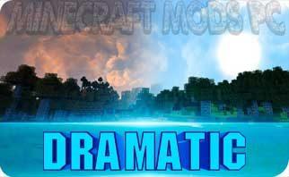 Dramatic Skys Resource Pack 1.16-Snapshot/1.15.2/1.14.4