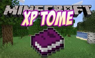 XP Tome Mod 1.15.2/1.14.4/1.12.2