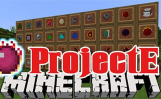 ProjectE Mod 1.15.2/1.12.2/1.7.10