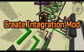 Create Integration Mod 1.15.2/1.14.4