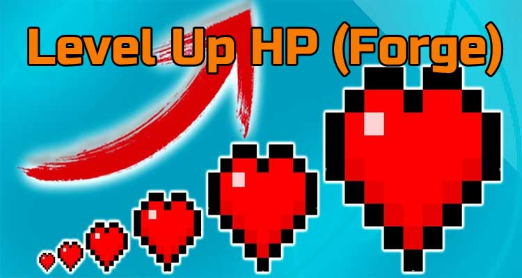 Level Up HP (Forge)