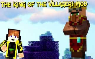 The King of the Villagers Mod 1.15.2/1.14.4