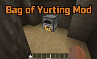 Bag of Yurting Mod 1.16.4/1.16.1/1.15.2