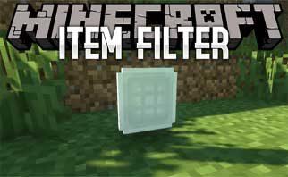 Item Filters Mod 1.16.1/1.15.2/1.12.2