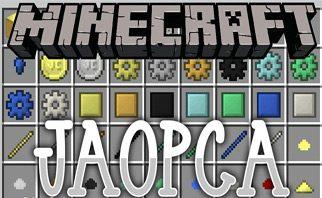 JAOPCA Mod 1.15.2/1.14.4/1.12.2