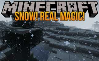 ☃ Snow! Real Magic! Mod 1.15.2/1.14.4/1.12.2