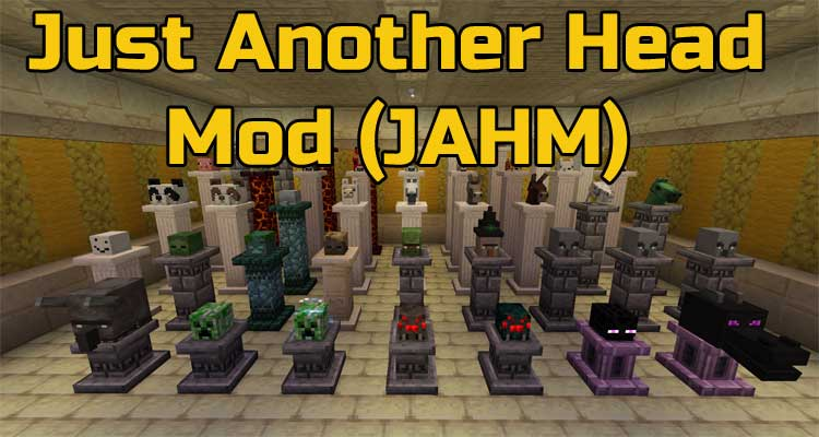 Just Another Head Mod (JAHM)