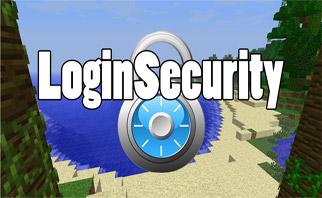 LoginSecurity Bukkit Plugins 1.15/1.14/1.11