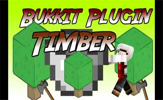 Timber Plugin Bukkit Plugins 1.16/1.15/1.14