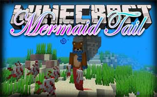 Mermaid Tail Mod