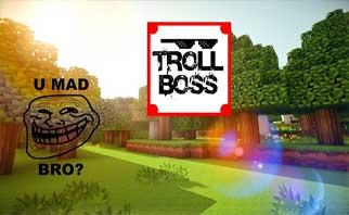 TrollBoss Bukkit Plugins 1.15/1.14/1.13