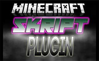 Skript Bukkit Plugins 1.7.2/1.6.4/1.5.2