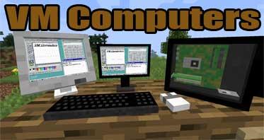 VM Computers Mod 1.16.3/1.15.2