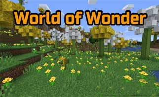 World of Wonder Mod 1.15.2