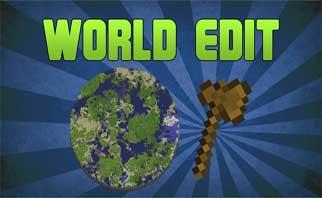 WorldEdit Bukkit Plugins 1.16/1.15/1.14