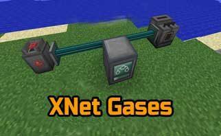 XNet Gases Mod 1.16.3/1.15.2