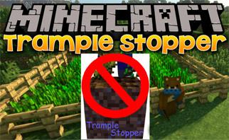 Trample Stopper Mod 1.16.4/1.15.2/1.12.2