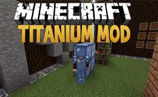 Titanium Mod 1.16.1/1.15.2/1.14.4