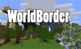 WorldBorder Bukkit Plugins 1.12/1.11/1.10