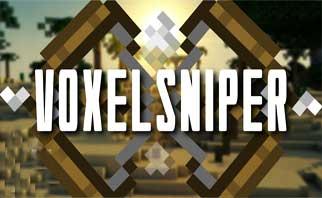 VoxelSniper Bukkit Plugins 1.10/1.8.1/1.7.2