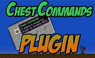Chest Commands Bukkit Plugins 1.15/1.9/1.8.3
