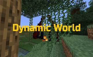 Dynamic World Mod 1.15.2