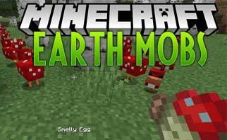 MC Earth Mobs Mod 1.15.2