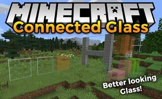 Connected Glass Mod 1.16.5/1.15.2/1.12.2