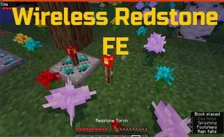 Wireless Redstone FE Mod 1.15.2/1.14.4