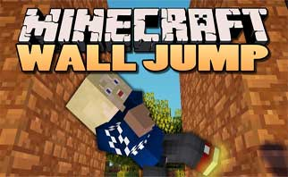Wall-Jump! [FORGE] Mod 1.16.5/1.15.2/1.12.2