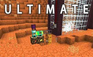 FTB Ultimine Mod 1.15.2/1.12.2/1.11.2