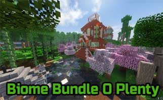 Biome Bundle O Plenty Mod 1.12.2