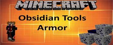 Obsidian Tools & Armor
