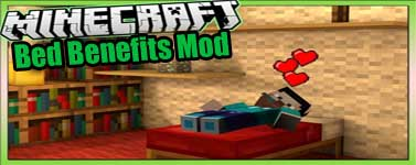 Bed Benefits Mod 1.16.2/1.15.2