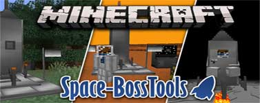 Space-BossTools Mod 1.15.2/1.14.4