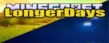 LongerDays Mod 1.16.5/1.15.2