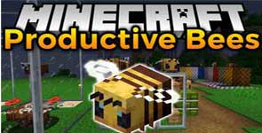 Productive Bees Mod 1.16.2/1.15.2