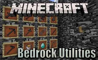Bedrock Utilities 2 (Xanthium51) Mod 1.14.4/1.12.2