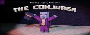 The Conjurer Mod 1.16.5/1.16.3/1.15.2
