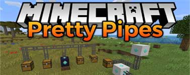 Pretty Pipes Mod 1.15.2