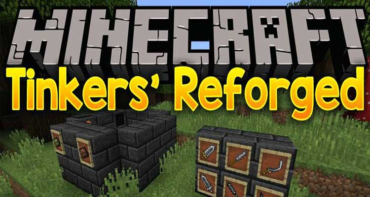 Tinkers' Reforged