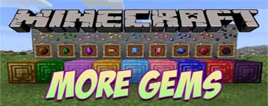 More Gems [FABRIC] Mod 1.16.2/1.15.2