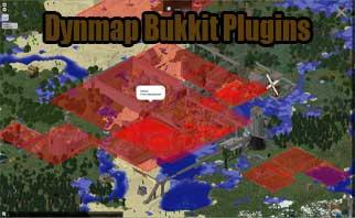 Dynmap Bukkit Plugins 1.15/1.11/1.9