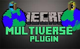 Multiverse-Core Bukkit Plugins 1.15/1.14/1.13