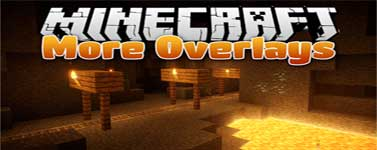 More Overlays Mod 1.14.4/1.12.2/1.11.2